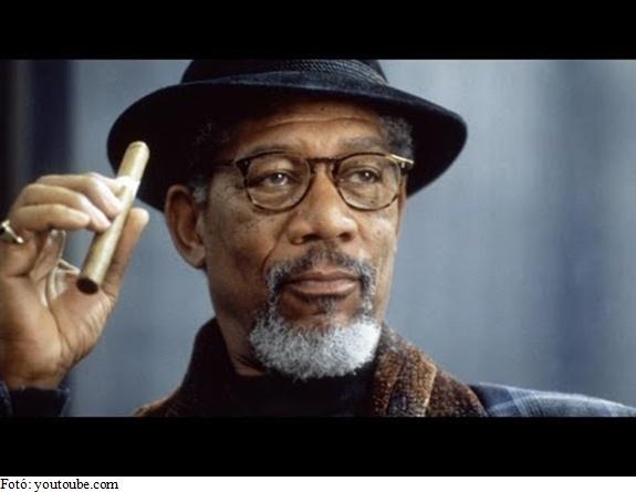 Morgan Freeman új hobbit talált magának